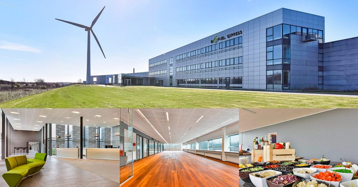 Biogas Express får ny adresse i Danmark