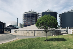 Thorsø biogas