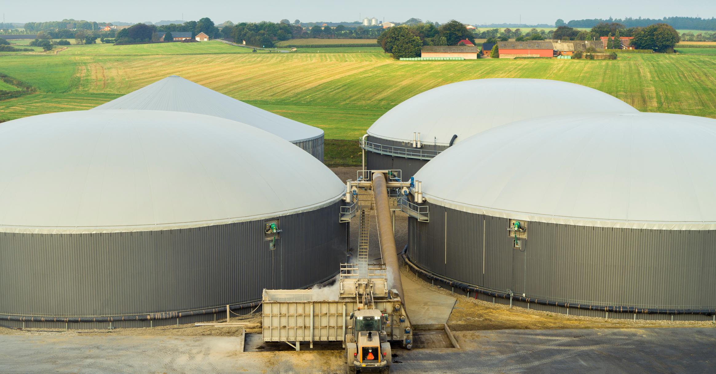 lovgivning biogas